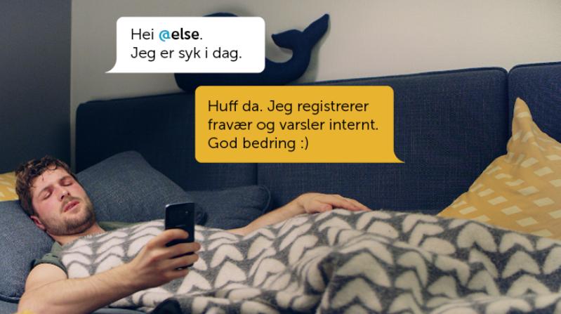 De svarer på spørsmål om HR, fører fravær og forstår ikke kompliserte setninger. Roboter inntar arbeidshverdagen til stadig flere ingeniører, også i Norge. Foto: Sticos.