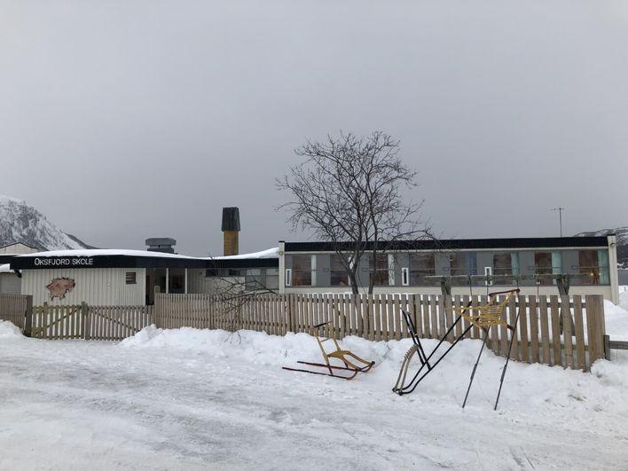 Oksfjord skole