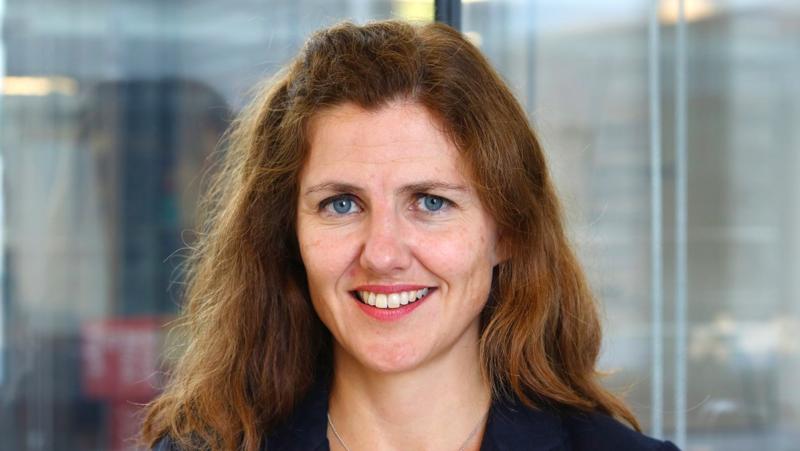 Inga Nordberg er divisjonsdirektør for styring og samhandling i Direktoratet for e-helse. Foto: Direktoratet for e-helse