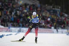 01.12.2019, Oestersund, Sweden, (SWE):Lars Helge Birkeland (NOR) - IBU world cup biathlon, sprint men, Oestersund (SWE). www.nordicfocus.com. © Manzoni/NordicFocus. Every downloaded picture is fee-liable.