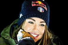 13.02.2020, Antholz, Italy (ITA):Dorothea Wierer (ITA) - IBU world championships biathlon, medals, Antholz (ITA). www.nordicfocus.com. © Modica/NordicFocus. Every downloaded picture is fee-liable.