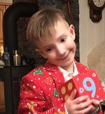 Joakim Mikalsen 7 år