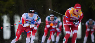 16.02.2020, Oestersund, Sweden (SWE):Sjur Roethe (NOR) - FIS world cup cross-country, pursuit men, Oestersund (SWE). www.nordicfocus.com. © THIBAUT/NordicFocus. Every downloaded picture is fee-liable.