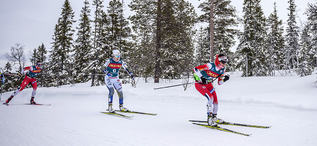 20.02.2020, Storlien-Meraker, Norway (NOR):Heidi Weng (NOR) - FIS world cup cross-country, mass women, Storlien-Meraker (NOR). www.nordicfocus.com. © Thibaut/NordicFocus. Every downloaded picture is fee-liable.
