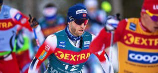 20.02.2020, Storlien-Meraker, Norway (NOR):Martin Johnsrud Sundby (NOR) - FIS world cup cross-country, mass men, Storlien-Meraker (NOR). www.nordicfocus.com. © Thibaut/NordicFocus. Every downloaded picture is fee-liable.