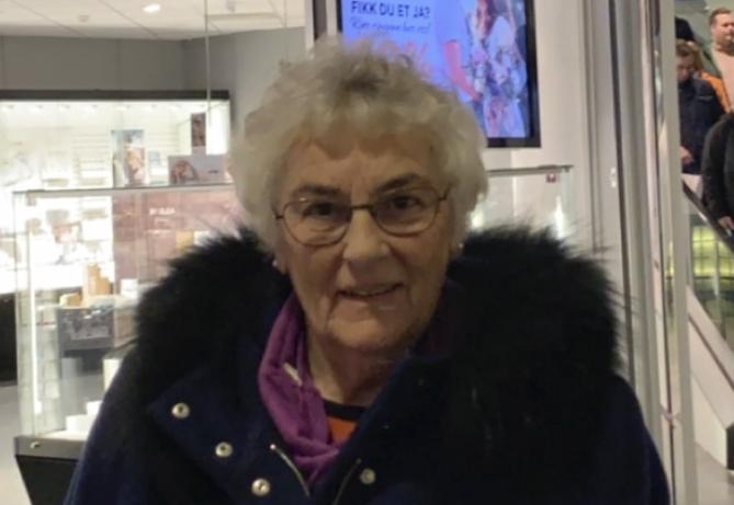 Anne Lise Furu 75 år