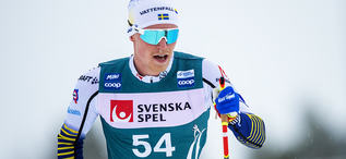 16.02.2020, Oestersund, Sweden (SWE):Filip Danielsson (SWE) - FIS world cup cross-country, pursuit men, Oestersund (SWE). www.nordicfocus.com. © THIBAUT/NordicFocus. Every downloaded picture is fee-liable.