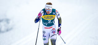 22.02.2020, Trondheim, Norway (NOR):Jonna Sundling (SWE) - FIS world cup cross-country, individual sprint, Trondheim (NOR). www.nordicfocus.com. © Thibaut/NordicFocus. Every downloaded picture is fee-liable.