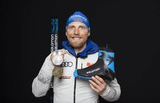 22.02.2020, Antholz, Italy (ITA):Erik Lesser (GER) - IBU world championships biathlon, medals, Antholz (ITA). www.nordicfocus.com. © Manzoni/NordicFocus. Every downloaded picture is fee-liable.