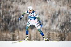 29.12.2019, Lenzerheide, Switzerland (SUI):Ebba Andersson (SWE) - FIS world cup cross-country, tour de ski, individual sprint, Lenzerheide (SUI). www.nordicfocus.com. © Modica/NordicFocus. Every downloaded picture is fee-liable.