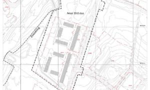 Planavgrensning delplan for Elvesletta Nord