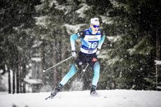 18.01.2020, Nove Mesto, Czech Republic (CZE):Jules Chappaz (FRA) - FIS world cup cross-country, 15km men, Nove Mesto (CZE). www.nordicfocus.com. © Modica/NordicFocus. Every downloaded picture is fee-liable.