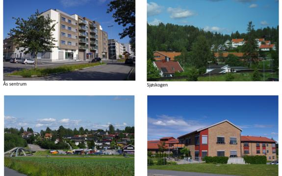 Boligpolitisk plan for Ås kommune, forside