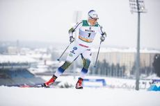 09.02.2019, Lahti Finland (FIN):Hanna Falk (SWE) - FIS world cup cross-country, individual sprint, Lahti (FIN). www.nordicfocus.com. © Modica/NordicFocus. Every downloaded picture is fee-liable.