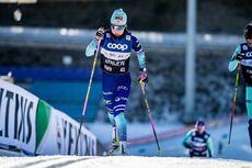 28.02.2020, Lahti Finland (FIN):Kerttu Niskanen (0) - FIS world cup cross-country, training, Lahti (FIN). www.nordicfocus.com. © Modica/NordicFocus. Every downloaded picture is fee-liable.
