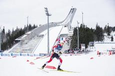 09.03.2019, Oslo, Norway (NOR):Johannes Lamparter (AUT) - FIS world cup nordic combined, individual gundersen HS134/10km, Oslo (NOR). www.nordicfocus.com. © Modica/NordicFocus. Every downloaded picture is fee-liable.