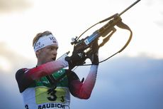 27.02.2020, Minsk-Raubichi, Belarus (BLR):Sivert Guttorm Bakken (NOR) - IBU Open European Championships Biathlon, relay mixed, Minsk-Raubichi (BLR). www.nordicfocus.com. © Manzoni/NordicFocus. Every downloaded picture is fee-liable.