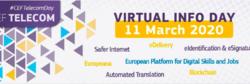 Innovation and Networks Executive Agency (INEA), som håndterer søknader hos EU-kommisjonen, vil arrangere en virtuell informasjonsdag om søkemulighetene den 11. mars, kl.09:30 europeisk tid.