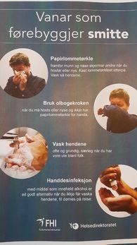 Hygieneplakat