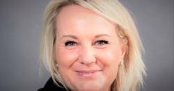 Kristin Ruud er HR-direktør i Microsoft Norge, et selskap med rundt 300 ansatte med hovedkontor på Lysaker i Oslo. Ruud har bred erfaring fra organisasjons-, leder- og talentutvikling. Foto: Ledernytt.