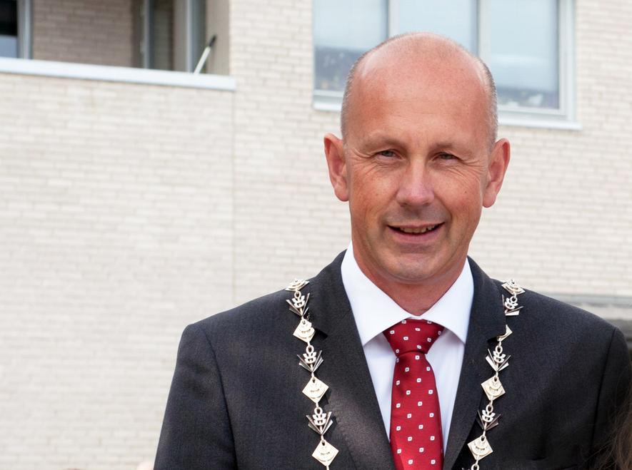 Foto av ordfører i Ås kommune, Ola Nordal