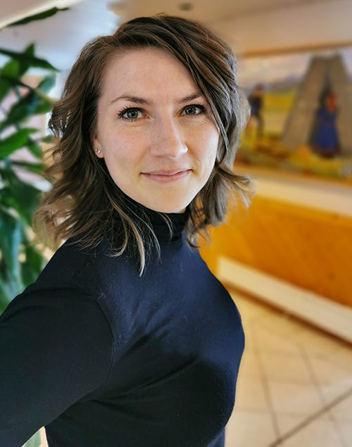 Portrett av kommuneoverlege Anita Monsen Pedersen