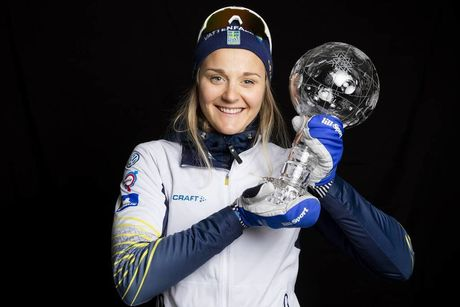22.03.2019, Quebec, Canada (CAN):Stina Nilsson (SWE) - FIS world cup cross-country, cups, Quebec (CAN). www.nordicfocus.com. © Modica/NordicFocus. Every downloaded picture is fee-liable.
