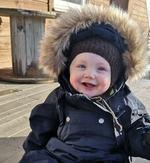 Marius Pettersen Kirkeby 1 år
