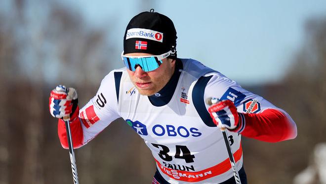 EIRIK BRANDSDAL har 9 segrar i världscupen och han är fyra gånger norsk mästare, en gång faktisk på femmilen! Nu lägger han av som 33-åring. Foto/rights: MARCELA HAVLOVA/kekstock.com