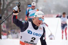 08.03.2017, Drammen, Norway (NOR):Eirik Brandsdal (NOR) - FIS world cup cross-country, individual sprint, Drammen (NOR). www.nordicfocus.com. © Rauschendorfer/NordicFocus. Every downloaded picture is fee-liable.