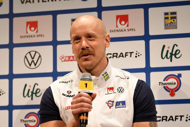 MATTIAS NILSSON är den andra herrtränaren som slutar i det svenska landslaget. Foto/rights: ROLF ZETTERBERG/kekstock.com