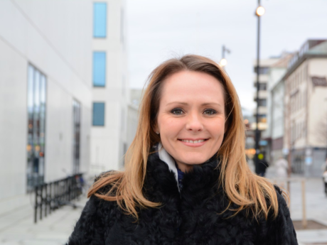 Linda Hofstad Helleland, distrikts- og digitaliseringsminister. Foto: Martin B. Andersson/BLD