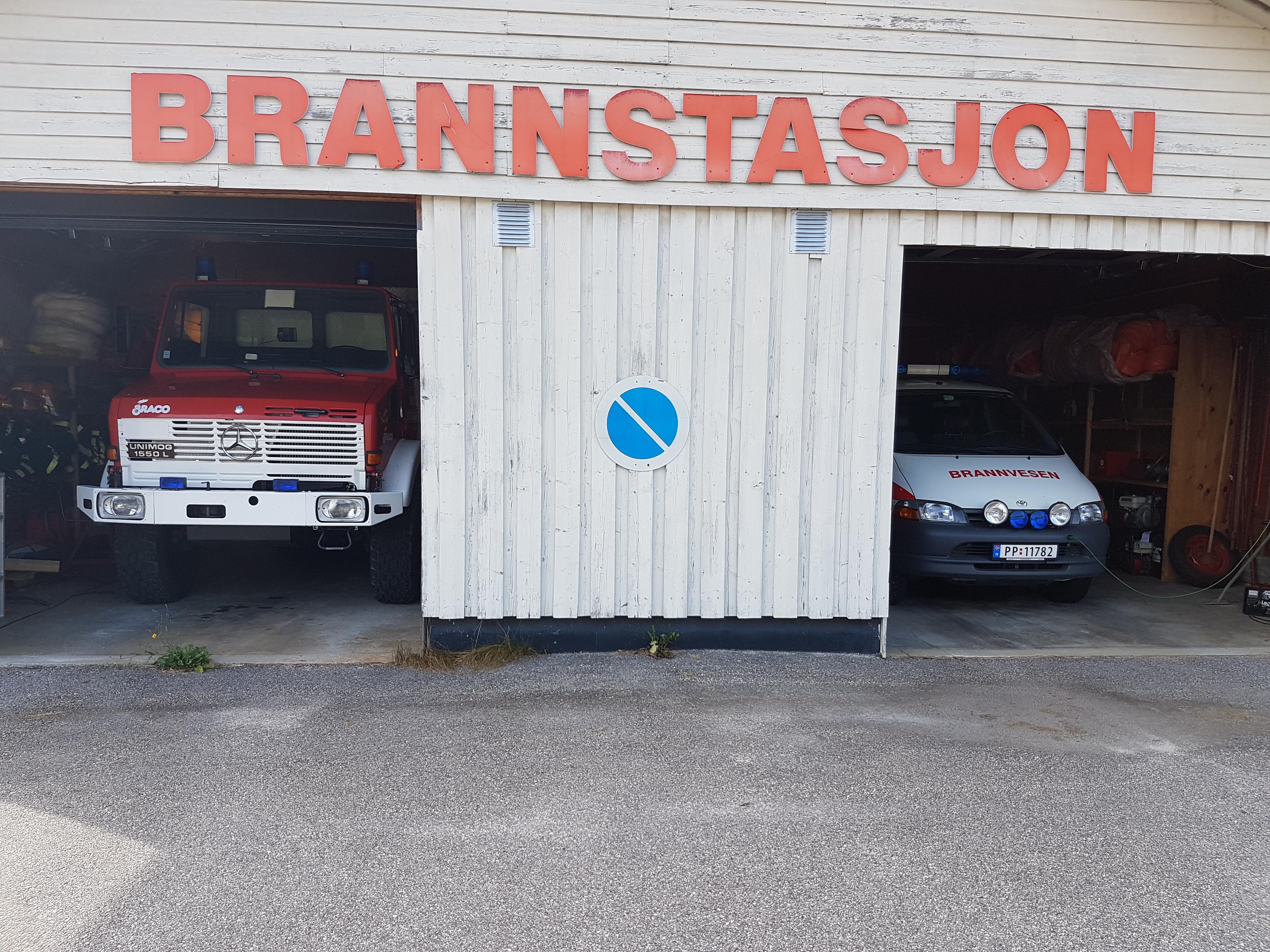 Byglandsfjord brannstasjon