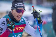 20.02.2020, Storlien-Meraker, Norway (NOR):Dario Cologna (SUI) - FIS world cup cross-country, mass men, Storlien-Meraker (NOR). www.nordicfocus.com. © Thibaut/NordicFocus. Every downloaded picture is fee-liable.