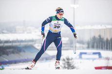 09.02.2019, Lahti Finland (FIN):Leena Nurmi (FIN) - FIS world cup cross-country, individual sprint, Lahti (FIN). www.nordicfocus.com. © Modica/NordicFocus. Every downloaded picture is fee-liable.