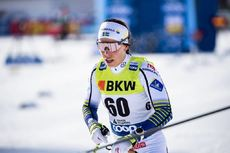 15.12.2019, Davos, Switzerland (SUI):Charlotte Kalla (SWE) - FIS world cup cross-country, 10km women, Davos (SUI). www.nordicfocus.com. © Modica/NordicFocus. Every downloaded picture is fee-liable.