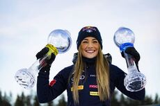 14.03.2020, Kontiolahti, Finland (FIN):Dorothea Wierer (ITA) -  IBU World Cup Biathlon, cups, Kontiolahti (FIN). www.nordicfocus.com. © Manzoni/NordicFocus. Every downloaded picture is fee-liable.