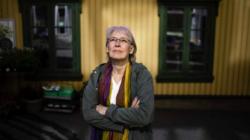 Ifølge Helene Bank er det nerder og fagforeninger som er mest på ballen når det gjelder digital selvråderett i Norge. Foto: Christopher Olssøn