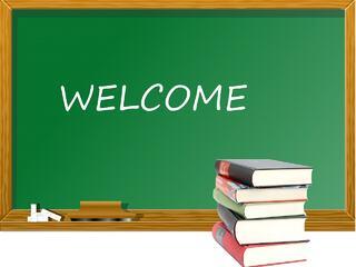 Velkommen tilbake til skolen 1.-4. trinn