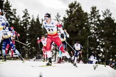 09.02.2020, Falun, Sweden (SWE):Jan Thomas Jenssen (NOR) - FIS world cup cross-country, 15km men, Falun (SWE). www.nordicfocus.com. © Modica/NordicFocus. Every downloaded picture is fee-liable.