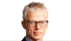 Hans Christian Holte, avtroppende skattedirektør og snart ny direktør for NAV. Foto: Skatteetaten/Bård Brinchmann Løvvig