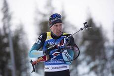 14.03.2020, Kontiolahti, Finland (FIN):Quentin Fillon Maillet (FRA) -  IBU world cup biathlon, pursuit men, Kontiolahti (FIN). www.nordicfocus.com. © Manzoni/NordicFocus. Every downloaded picture is fee-liable.