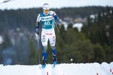22.02.2020, Trondheim, Norway (NOR):Martin Bergstroem (SWE) - FIS world cup cross-country, individual sprint, Trondheim (NOR). www.nordicfocus.com. © Thibaut/NordicFocus. Every downloaded picture is fee-liable.