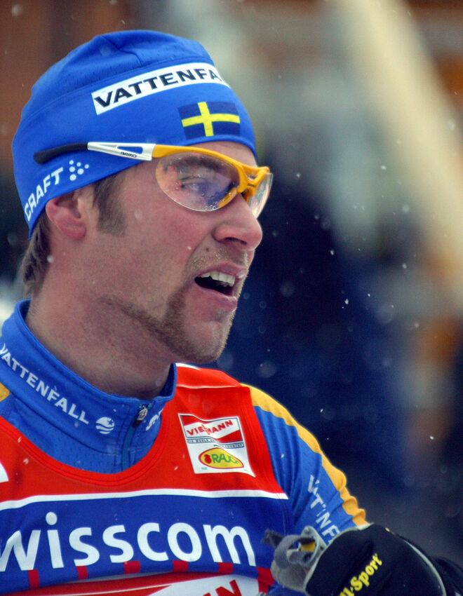 ANDERS HÖGBERG var med i det svenska landslaget mellan 2000-2008, nu är han tillbaka som tränare. Foto/rights: SARI KRISTIANSEN/kekstock.com