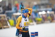 07.03.2020, Nove Mesto, Czech Republic (CZE):Franziska Preuss (GER) - IBU world cup biathlon, relay women, Nove Mesto (CZE). www.nordicfocus.com. © Manzoni/NordicFocus. Every downloaded picture is fee-liable.