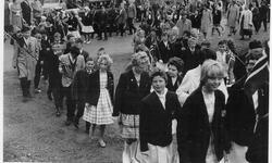 17. mai tog i Jevnaker 1961