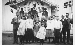 17. mai 1921 på Stubne i Lunner