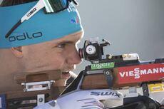 23.01.2020, Pokljuka, Slovenia (SLO):Emilien Jacquelin (FRA) -  IBU world cup biathlon, individual men, Pokljuka (SLO). www.nordicfocus.com. © Manzoni/NordicFocus. Every downloaded picture is fee-liable.
