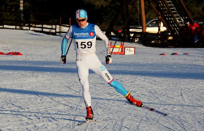 HARALD ØSTBERG AMUNDSEN är bara en av många mycket starka åkare i det norska U-landslaget. Foto/rights: KJELL-ERIK KRISTIANSEN/kekstock.com