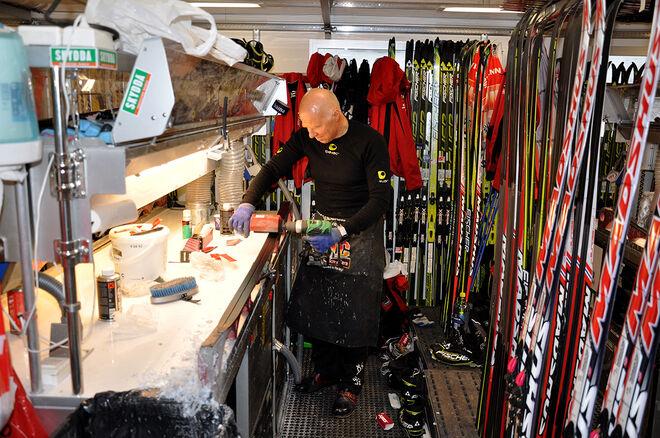 FIS KOMMER att få ett förbud mot fluor i valllor, men man kommer att stegvis närma sig målet om nolltolerans av fluor. Foto/rights: ROLF ZETTERBERG/kekstock.com